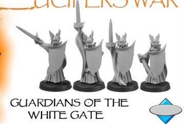GUARDIAN OF THE WHITE GATE
