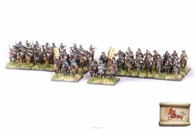 Piccolomini(Caprara) Imperial Cuirassier Regiment