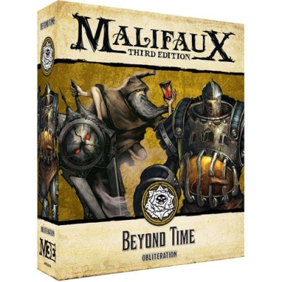 Malifaux (M3E): Beyond Time