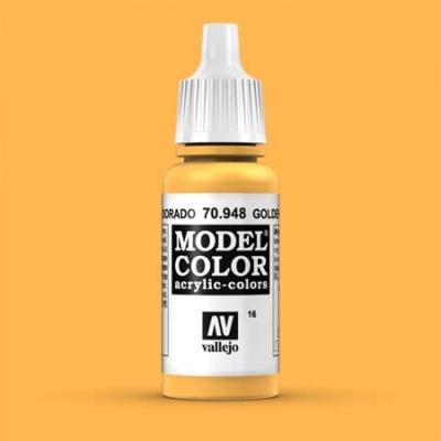 Model Color 016 Safrangelb (Golden Yellow) (948)