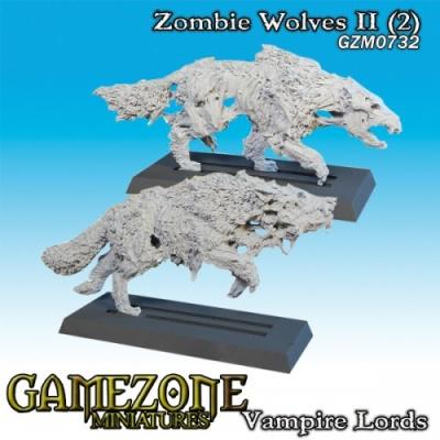 Zombie Wölfe III (2)