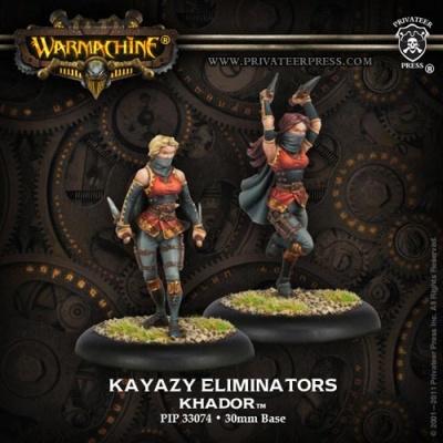 Khador Allies Kayazy Eliminators (2)