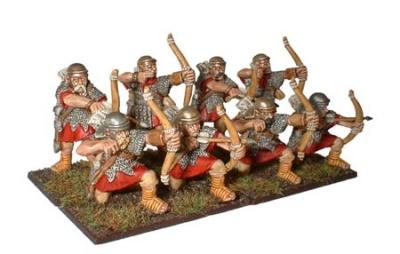 Western Auxillary Archers Blister (8)