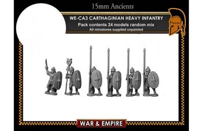 Carthaginian Armoured African Veterans