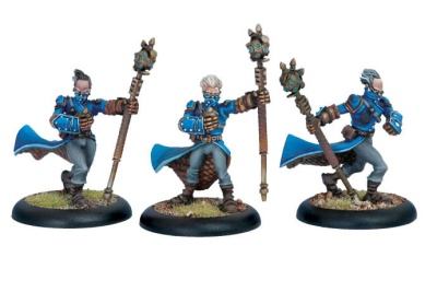 Cygnar Stormsmiths (3)