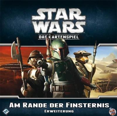 Star Wars Kartenspiel LCG: Am Rande der Finsternis