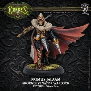 Skorne Warlock Primus Jalaam