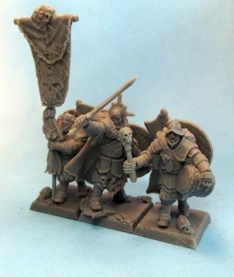 Grupo de mando de guerreros del norte