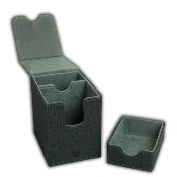 Blackfire Premium Deck Box Single 80+ Standard Size Cards