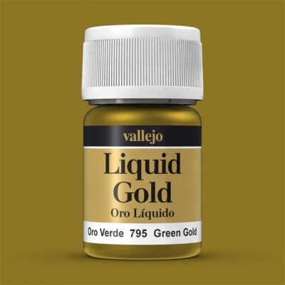 Model Color 216 Grüngold (Green Gold) 35 ml (795)