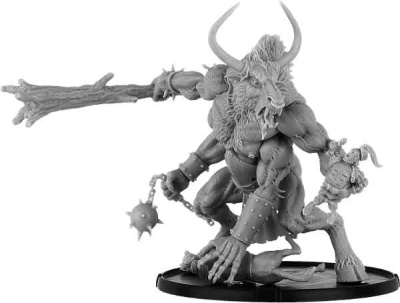 Angaakk, Ox-Gore of the Darkwald