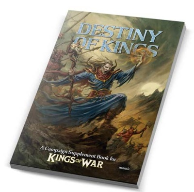 Kings of War: Destiny Of Kings (Campaign)