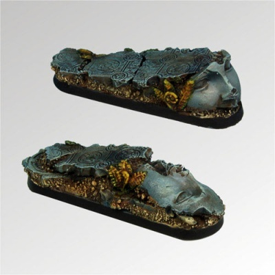 Ancient Ruins 25 mm / 65 mm round bases
