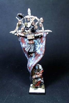 Bannerträger der Schlächter (1)