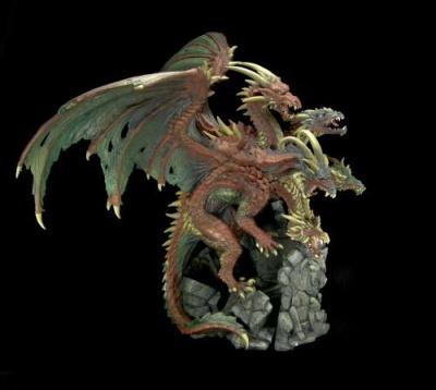 Ma'al Drakar the Dragon Tyrant (Boxed Set)