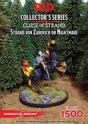 "D&D: ""Curse of Strahd"" - Strahd Von Zarovich"