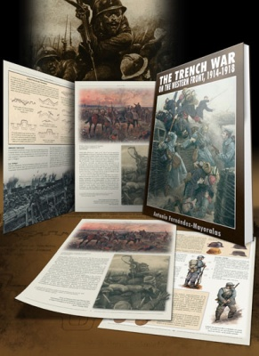 The Trench War Western Front, 1914-1918