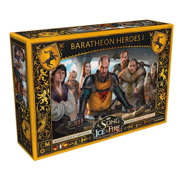 A Song of Ice & Fire - Baratheon Heroes #1