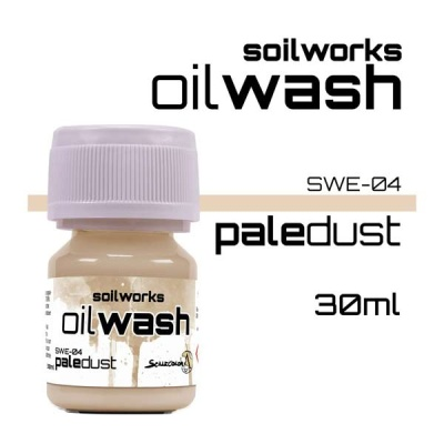 Oil Wash: Pale Dust