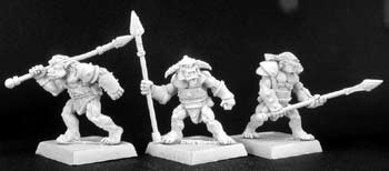 Orc Spearbearers (9)