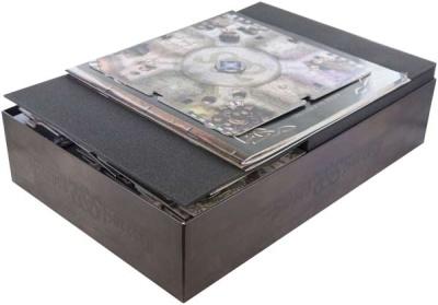 Schaumstoff-Set für Sword & Sorcery Brettspiel Box