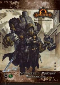 Iron Kingdoms - Charakterhandbuch dt. HC