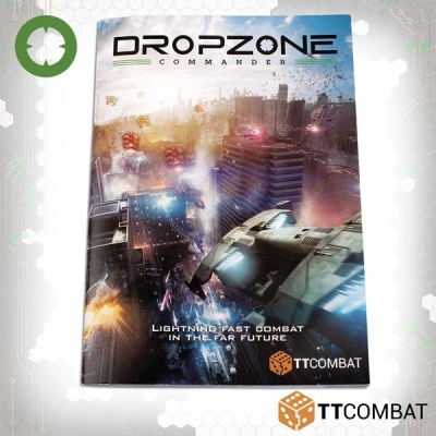 Dropzone Commander Core 1.1 Rulebook