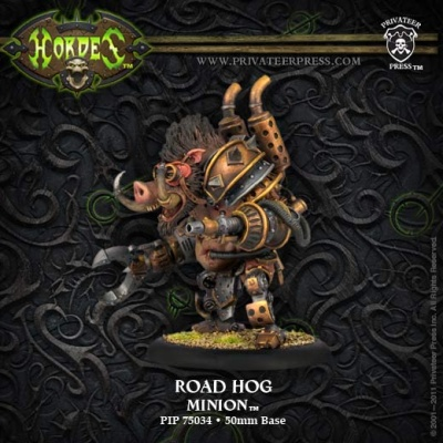 Minions Road Hog Heavy Warbeast