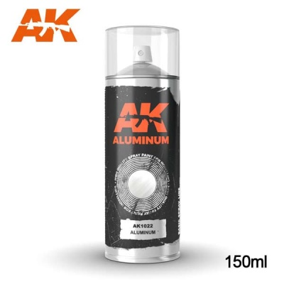 AK Aluminum Base Primer Spray (150ml)
