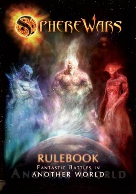 Sphere Wars Pocket Rulebook