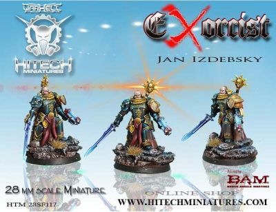 28mm Exorcist Jan Izdebsky