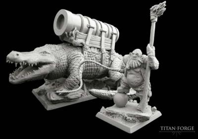 Gator Cannon