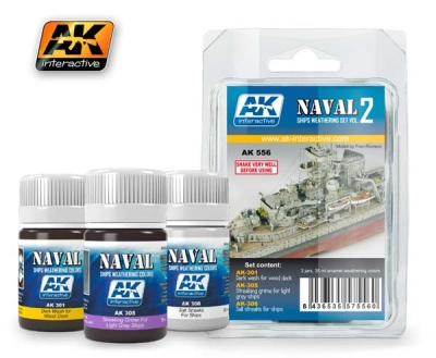 Ships Weathering Set Vol.2