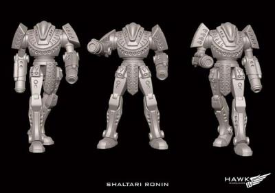 Shaltari: Ronin