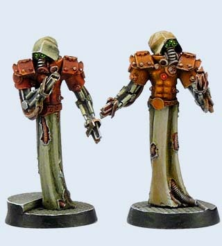 Miniatures, Iron Brotherhood HTTP-07 (2)