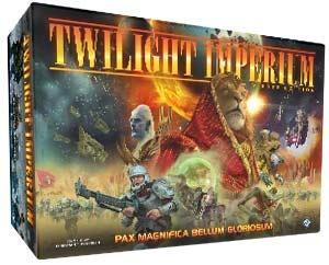 Twilight Imperium 4.Ed. - Grundspiel DE