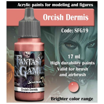 Scalecolor Fantasy 19 Orcish Dermis (17ml)
