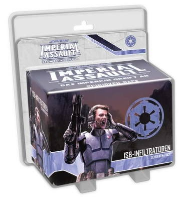 Star Wars: Imperial Assault - ISB-Infiltratoren