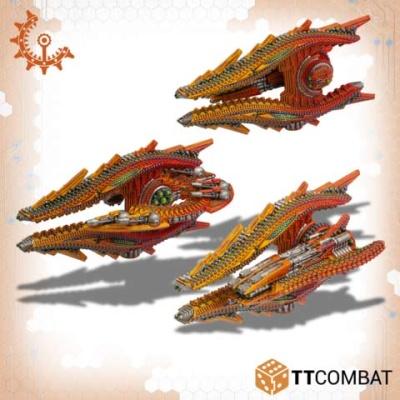Shaltari Monitors (3)