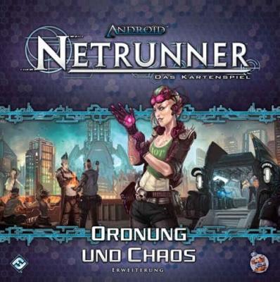 Android Netrunner: Ordnung und Chaos Erweiterung