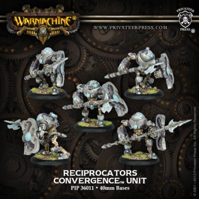 Cyriss Reciprocators Unit (5) (plastic)