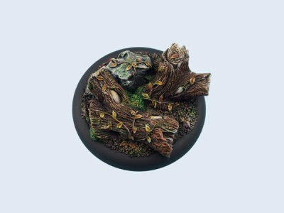Forest Bases WRound 50mm (1)