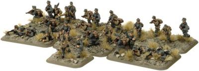 Gebirgsjäger Platoon (with Company HQ)