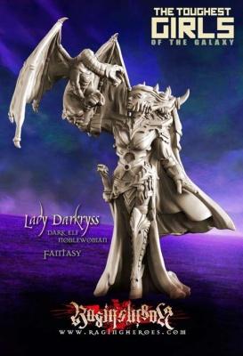 Lady Darkryss, Noblewoman (FANTASY)
