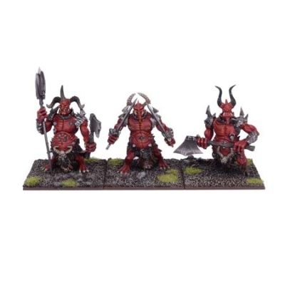 Forces of the Abyss Moloch Regiment (3)