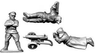 Elite Bolshevik Machine-Gun