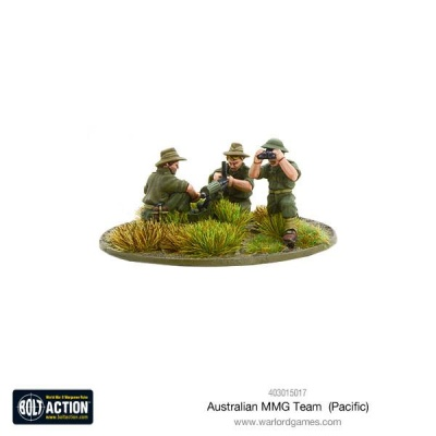 Australian MMG team (Pacific)