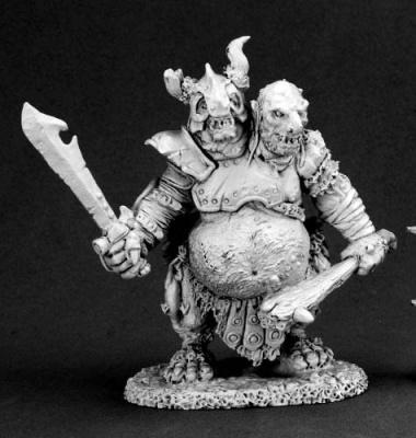 Lardgulp, Two Headed Troll