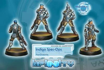 Indigo Spec-Ops (PO)