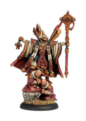 Protectorate Epic Warcaster Severius